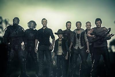 McFarlane Toys The Walking Dead (TV Series) Series 4