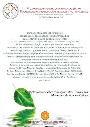 Congressos FTU: 2012