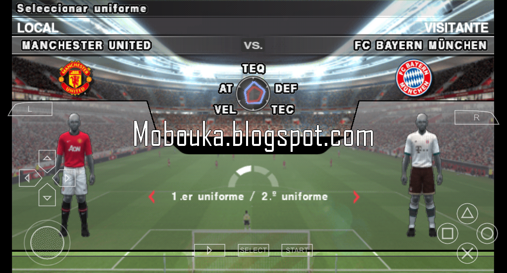 Pro Evolution Soccer 2014 On Android