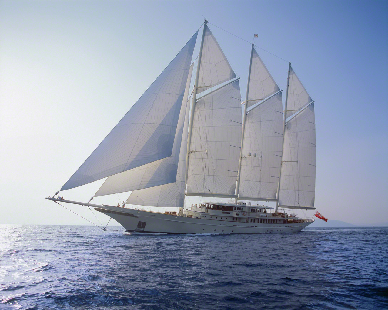 Superyacht ATHENA