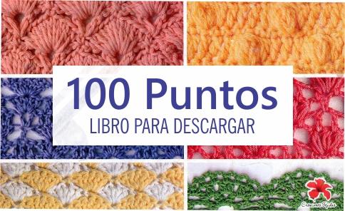 100 Puntos a Crochet