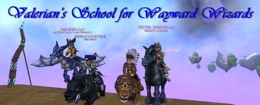 Valerian's School for Wayward Wizards