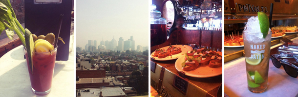 Sweet Monday, Naked For Satan, Fitzroy, Melbourne, Melbourne's best rooftop bar