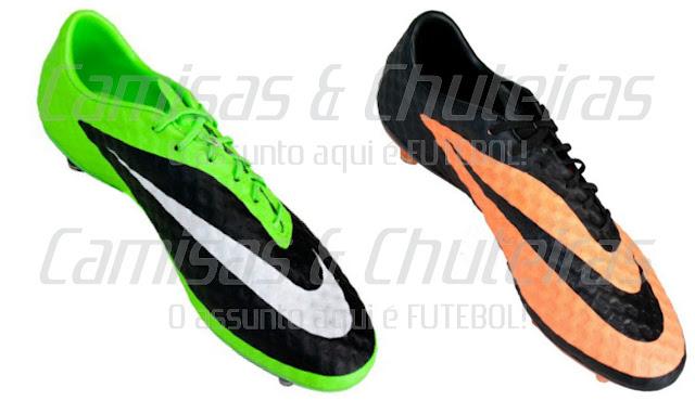 Vazam novas imagens da Nike Hypervenom!