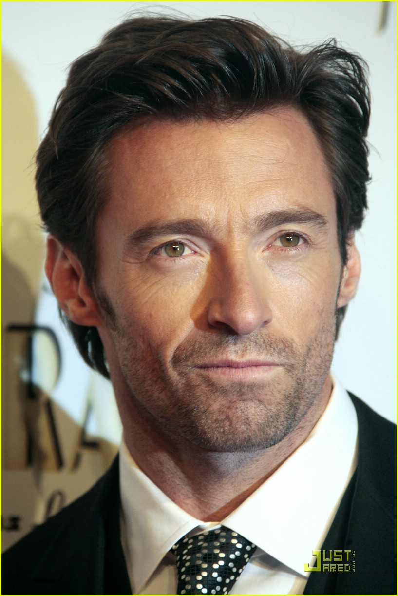 Hugh Jackman: The Sexiest Man Alive 2008