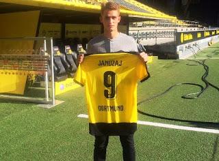 Adnan Januzaj Dortmund