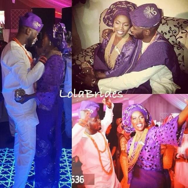 Savage marriage ceremony