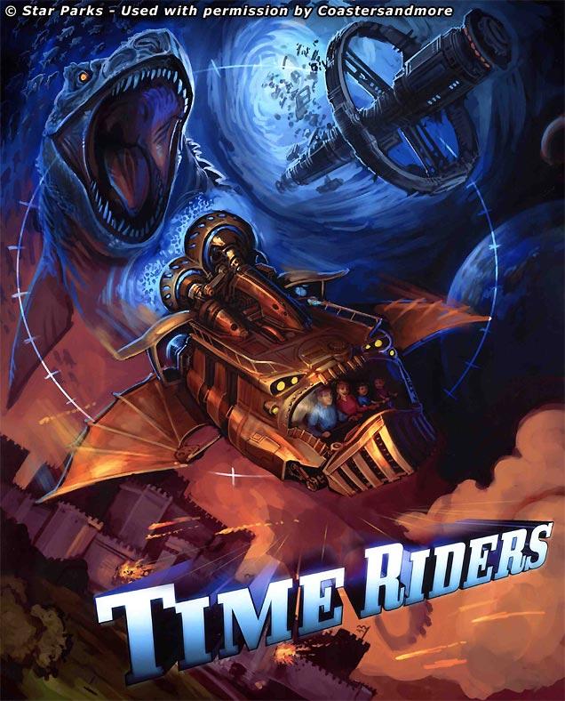 Du Hành Thời Gian - Time Rider