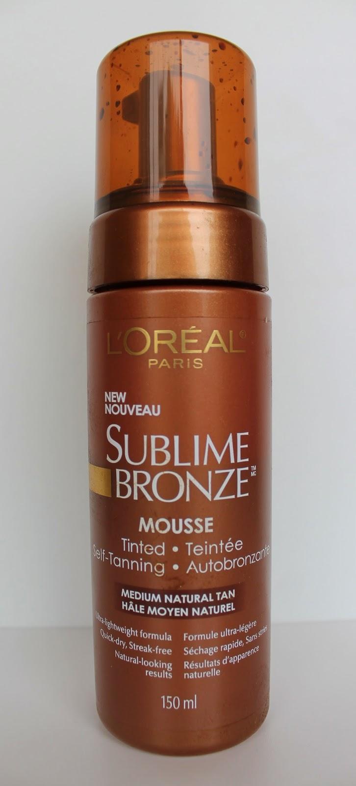 Autobronzant L'Oréal