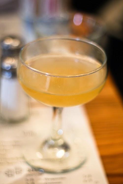 Jack's Wife Freda NYC Restaurant soho new york Cantaloupe Mimosa