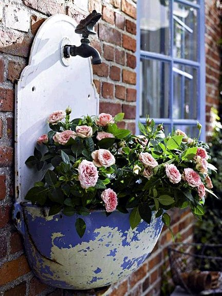dishfunctional designs eclectic bohemian garden spaces