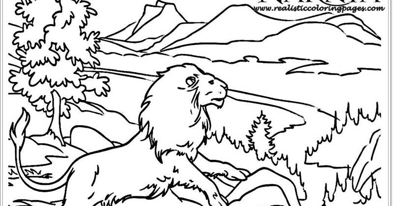 narnia coloring pages free - photo#35