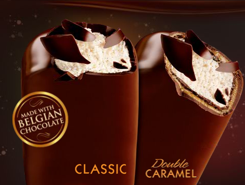 magnum royal belgian chocolate
