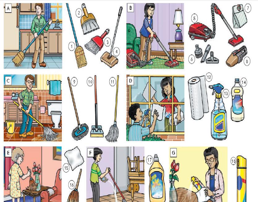 Hand Floor Sweeper