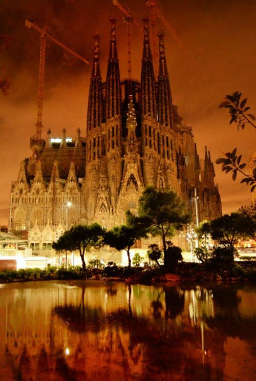 España: La Sagrada Familia