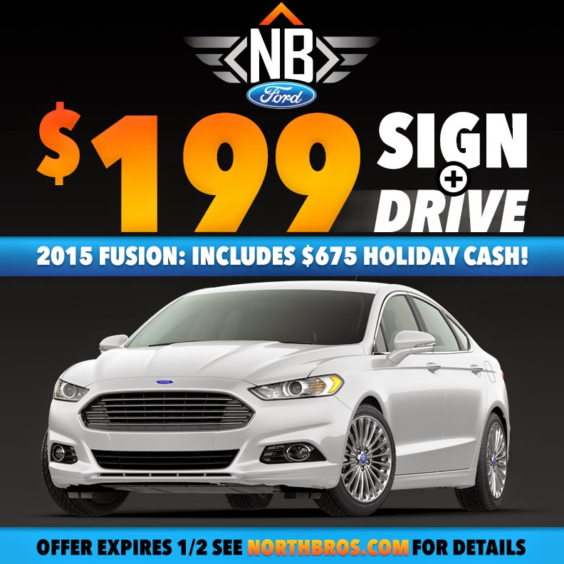 Ford $199 Sign & Drive Event in Westland, MI