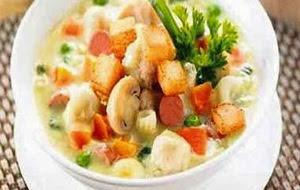 Sup Rolade Makaroni