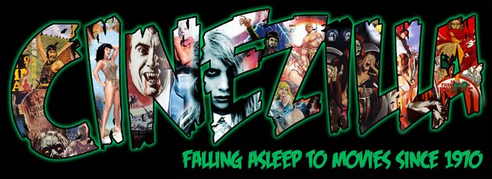 CiNEZiLLA - Falling asleep to movies since 1970