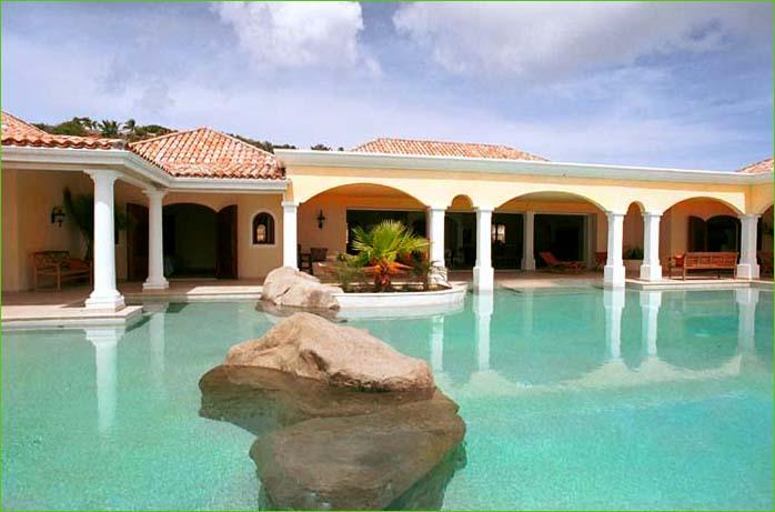 Plan De Villa De Luxe En Espagne : Locations vacances en espagne séjours villas et