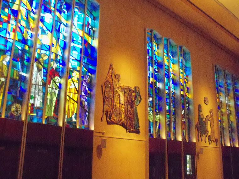 HOLY FAMILLY OF UNITED-NATIONS  NY  2012