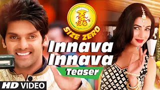 "Innava Innava Video Teaser __ ""Size Zero"" __ Arya, Anushka Shetty, Sonal"