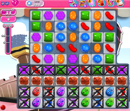 Candy Crush Saga 386