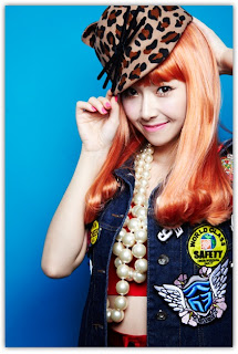 SNSD Jessica I Got A Boy Individual Photos