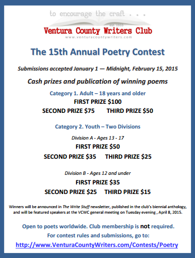 POETRY CONTEST NOW OPEN: YOUTH,TEENS & ADULTS | Macaroni Kid