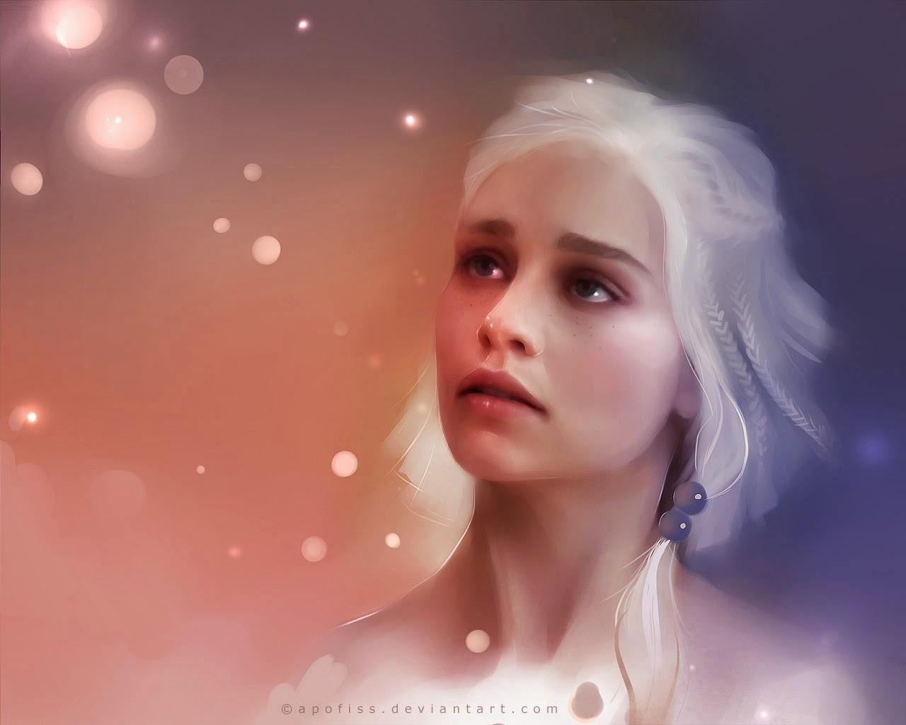 Emilia clarke digital free wallpaper actress photo