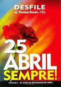 25 Abril Sempre!