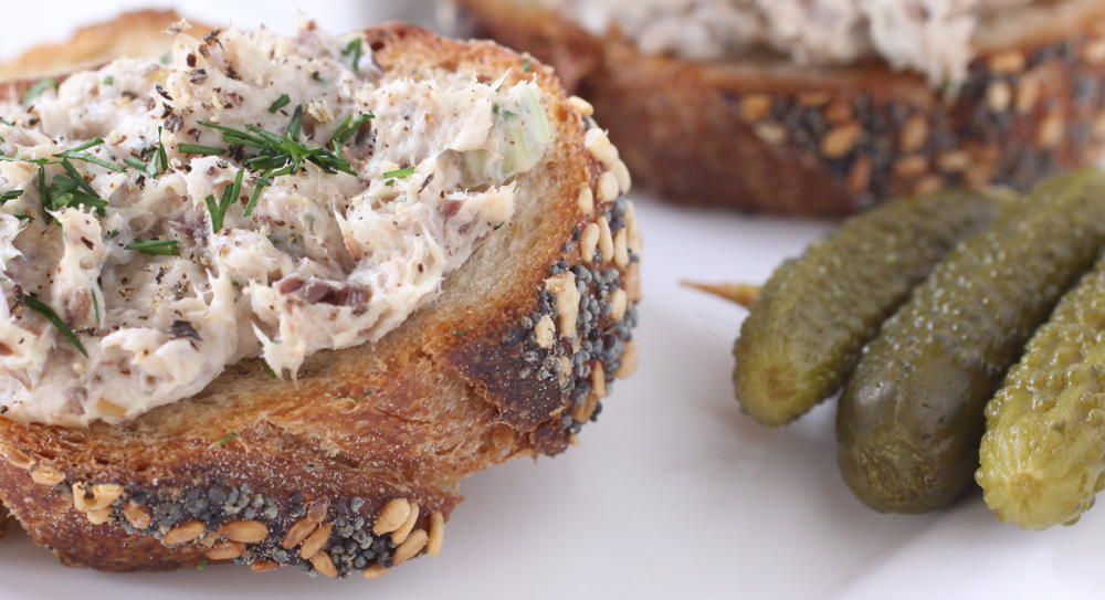 Sardine Rillettes-French Fridays with Dorie