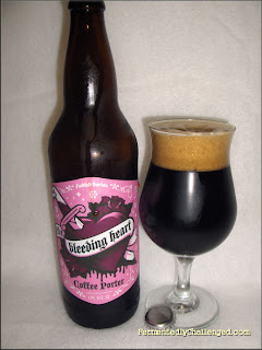 Grimm Brothers The Bleeding Heart Coffee Porter