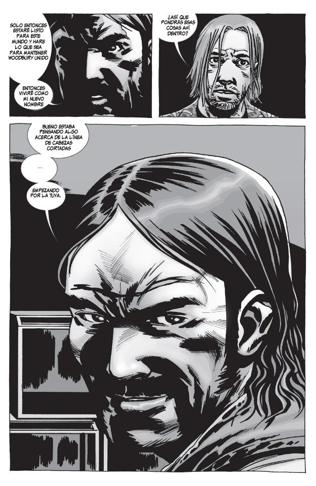 The Walking Dead - The Governor - FCBD