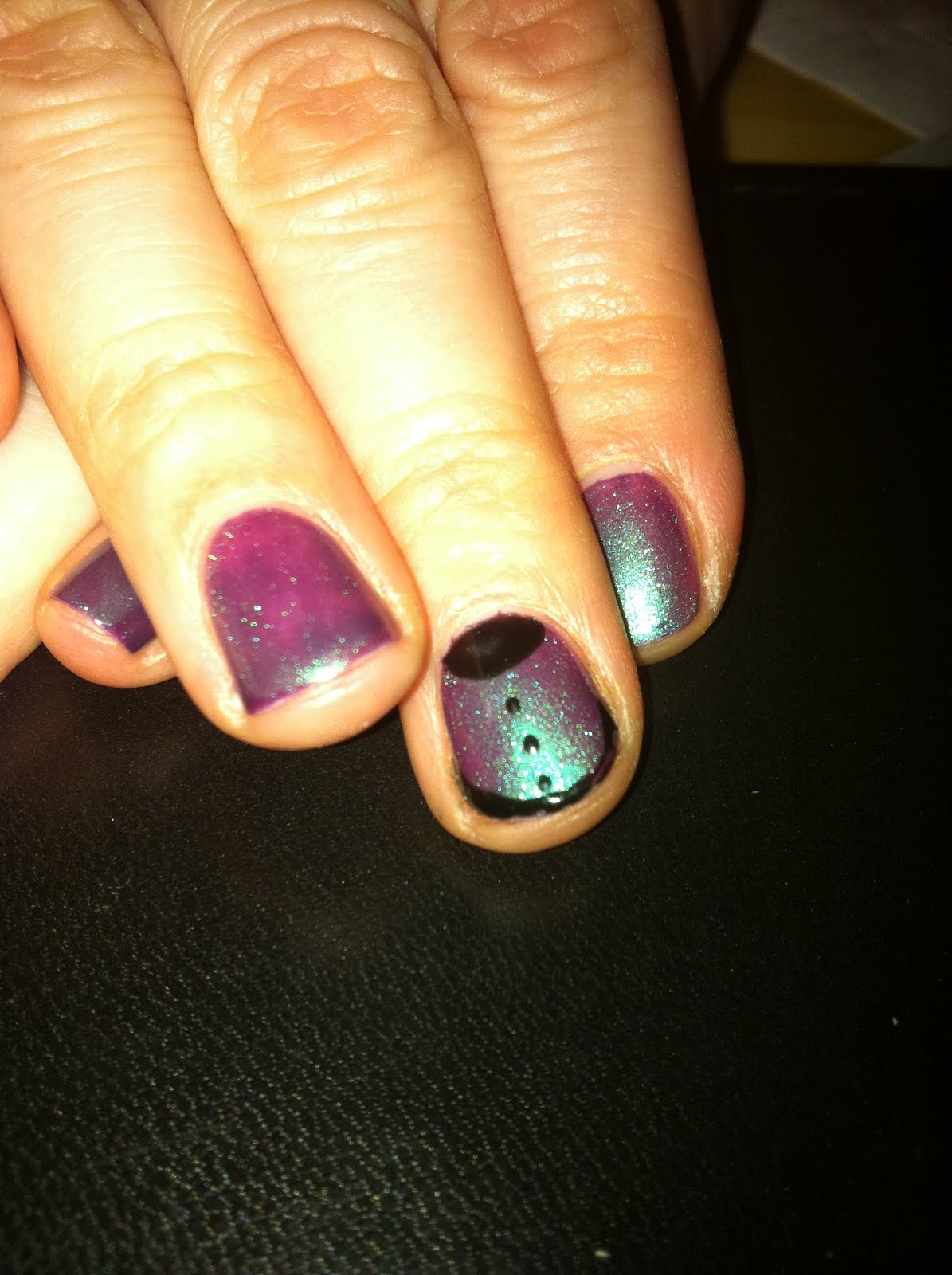 The Beauty of Life: Mani of the Week: CND Shellac (Finally!)