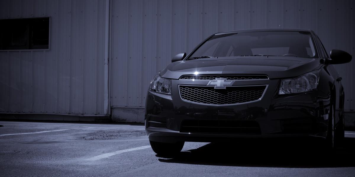 2012 Chevrolet Cruze Front End