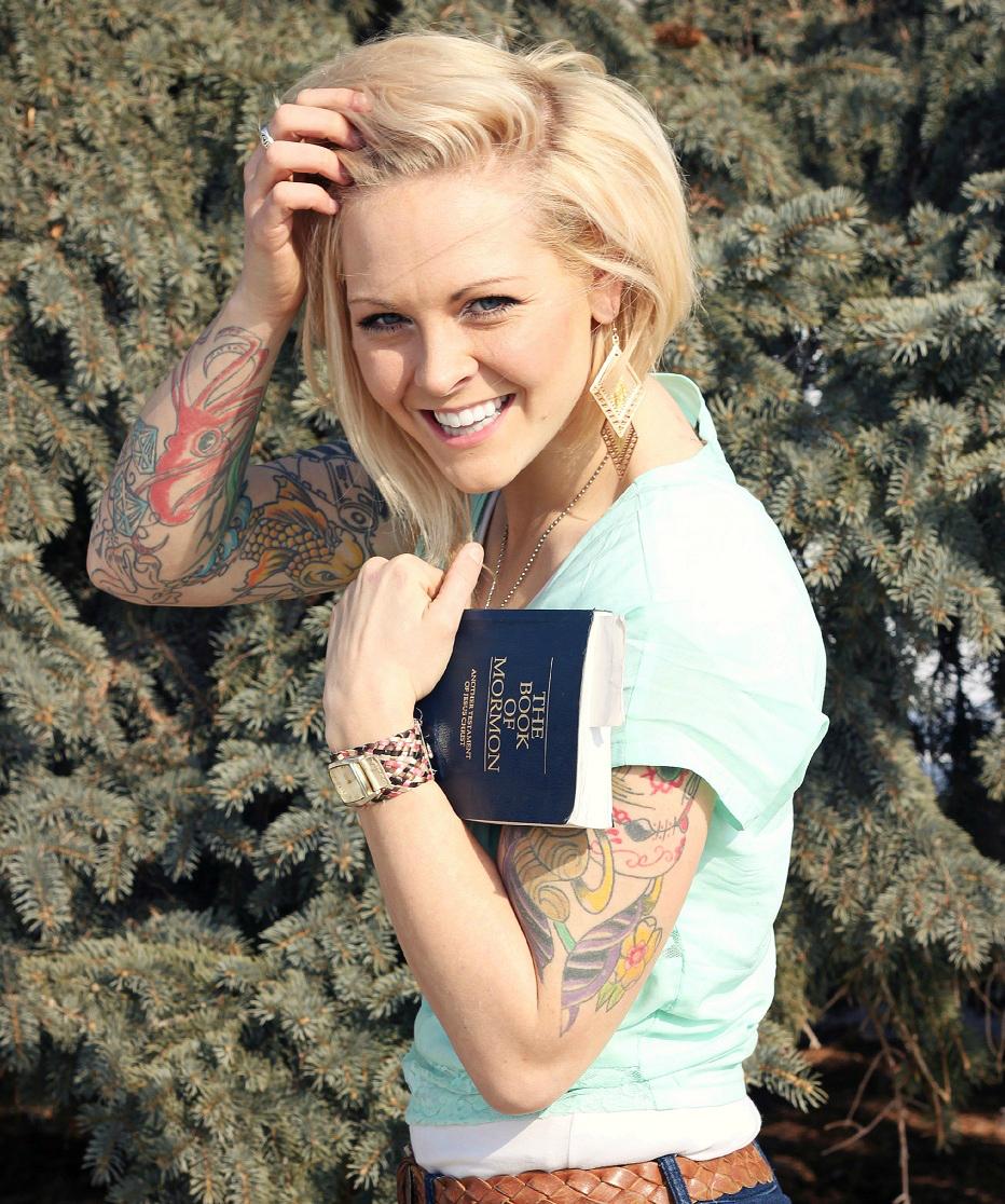 girl giving head Mormon