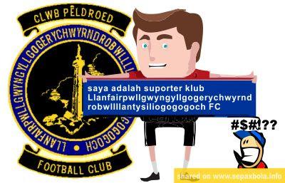 Nama klub aneh