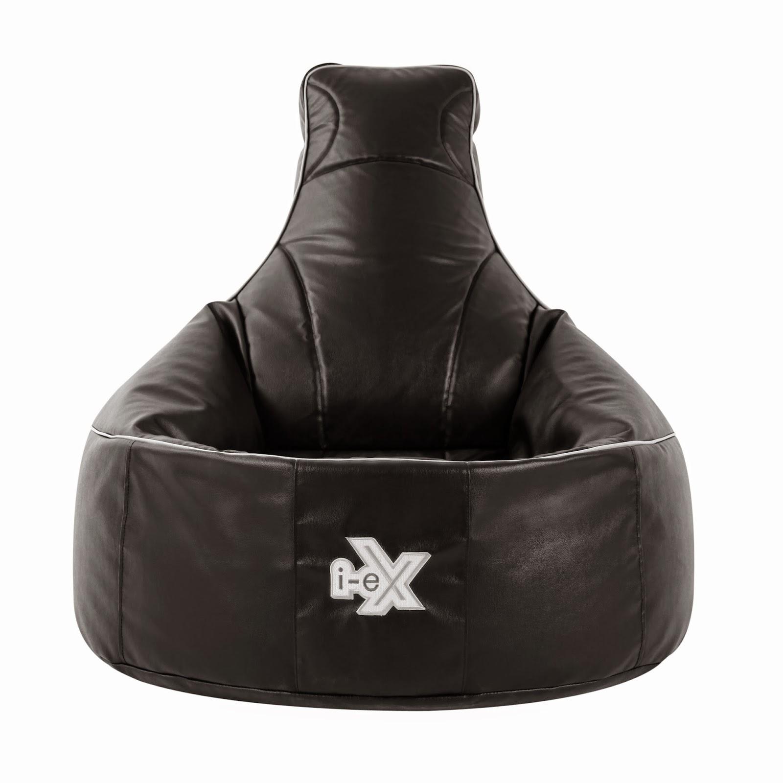 REVIEW i eX Bean Bag Gaming Chair