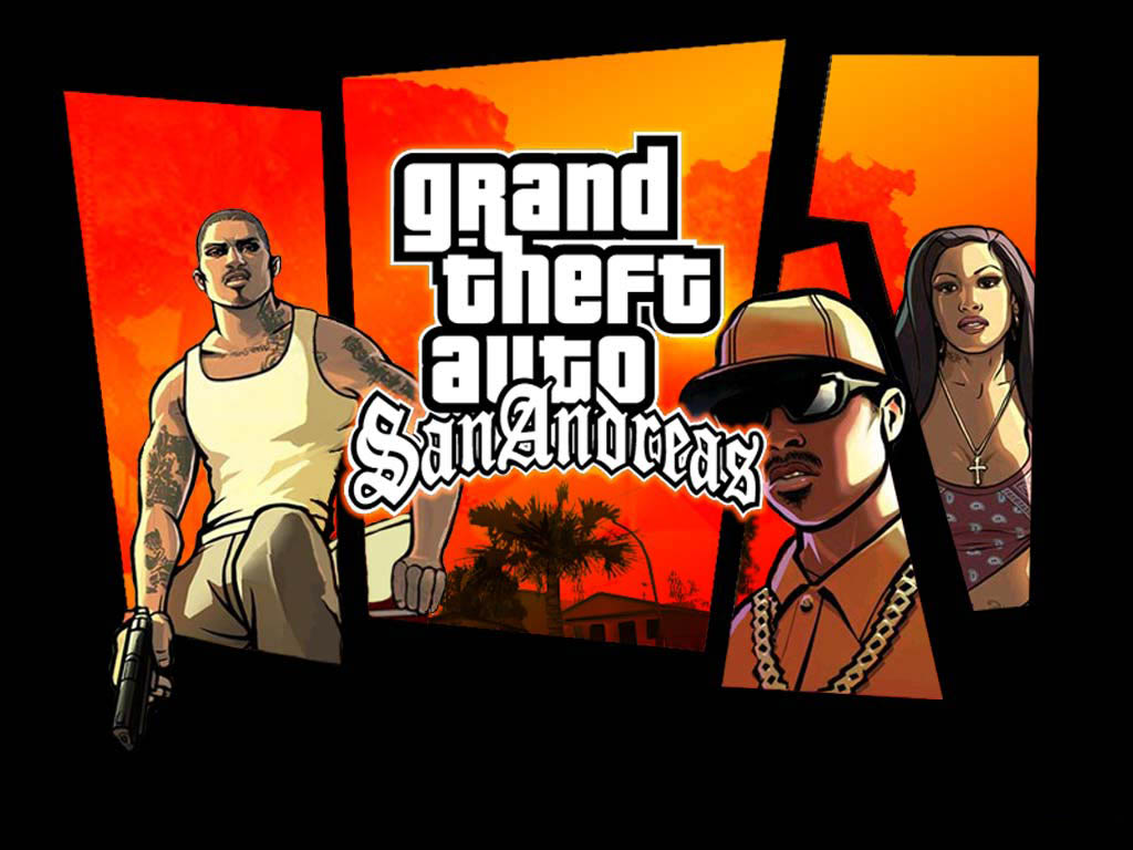 Cara Agar Game GTA San Andreas Langsung Tamat [Save Data]