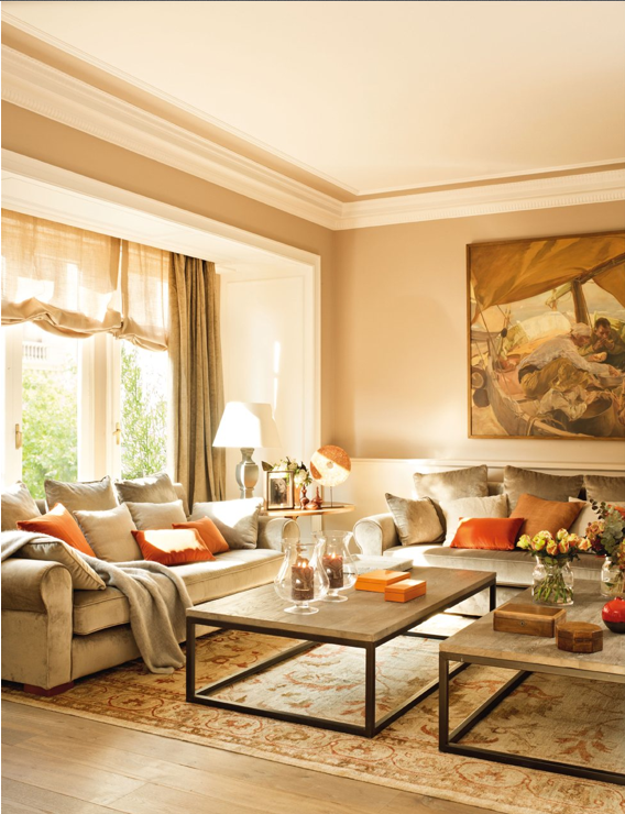 Revista Living Sala De Estar ~ Quem disse que o tradicional tem que ser sisudo?