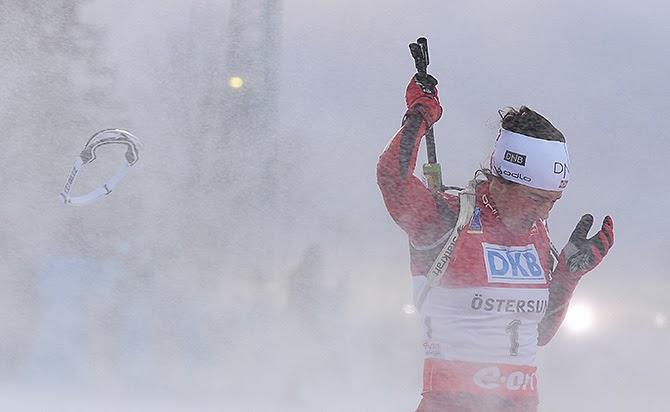 Погодные условия стали причиной остановки женского и отмены мужского пасьюта на Этапе КМ в Эстерсунде