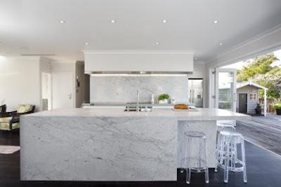 Design interior dapur sederhana