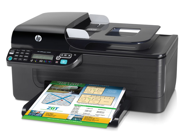 download driver for hp officejet 4500 wireless printer