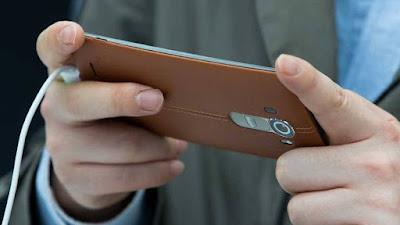 Smartphone LG G4 da LG