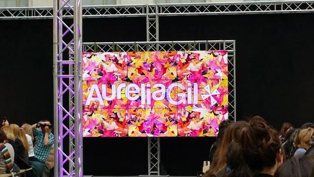 AURELIA GIL - THE FALLEN