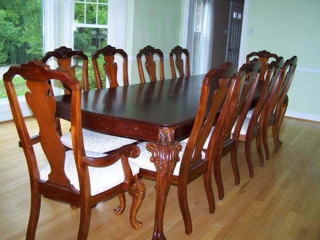 Thomasville Dining Room Sets