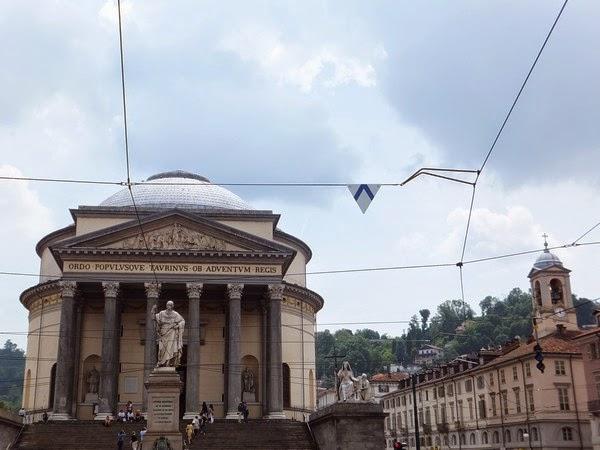 Turin Italie Pô