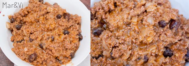"""como preparar """"pino"""" para empanadas chilenas"""