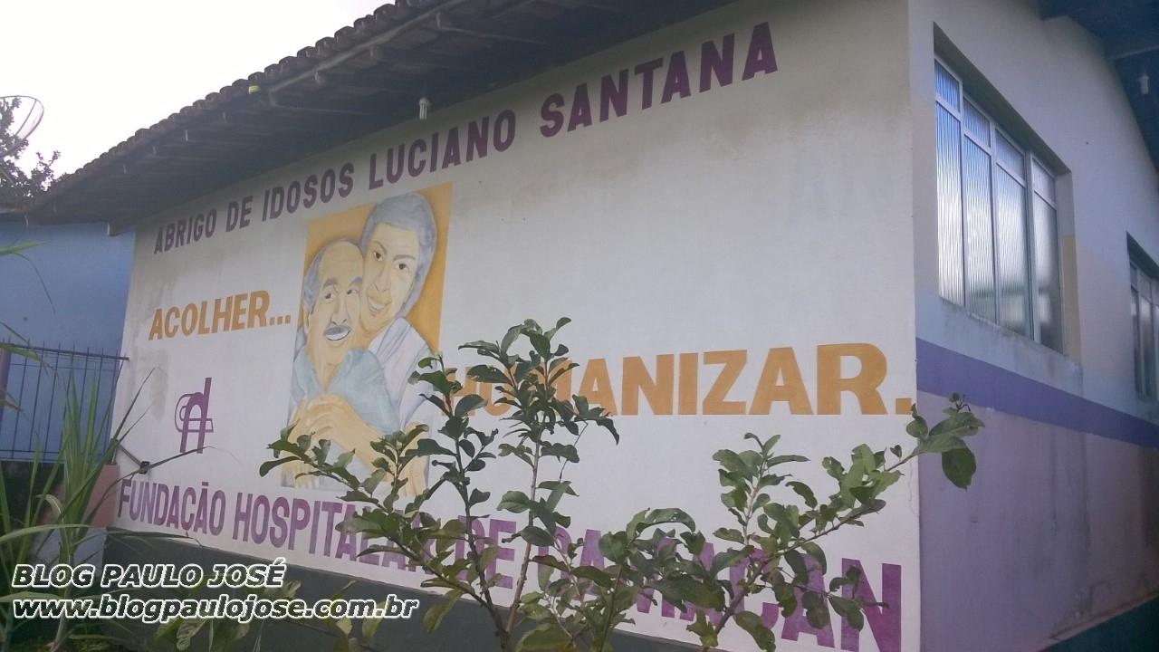 VISITE O ABRIGO DOS IDOSOS DE CAMACAN
