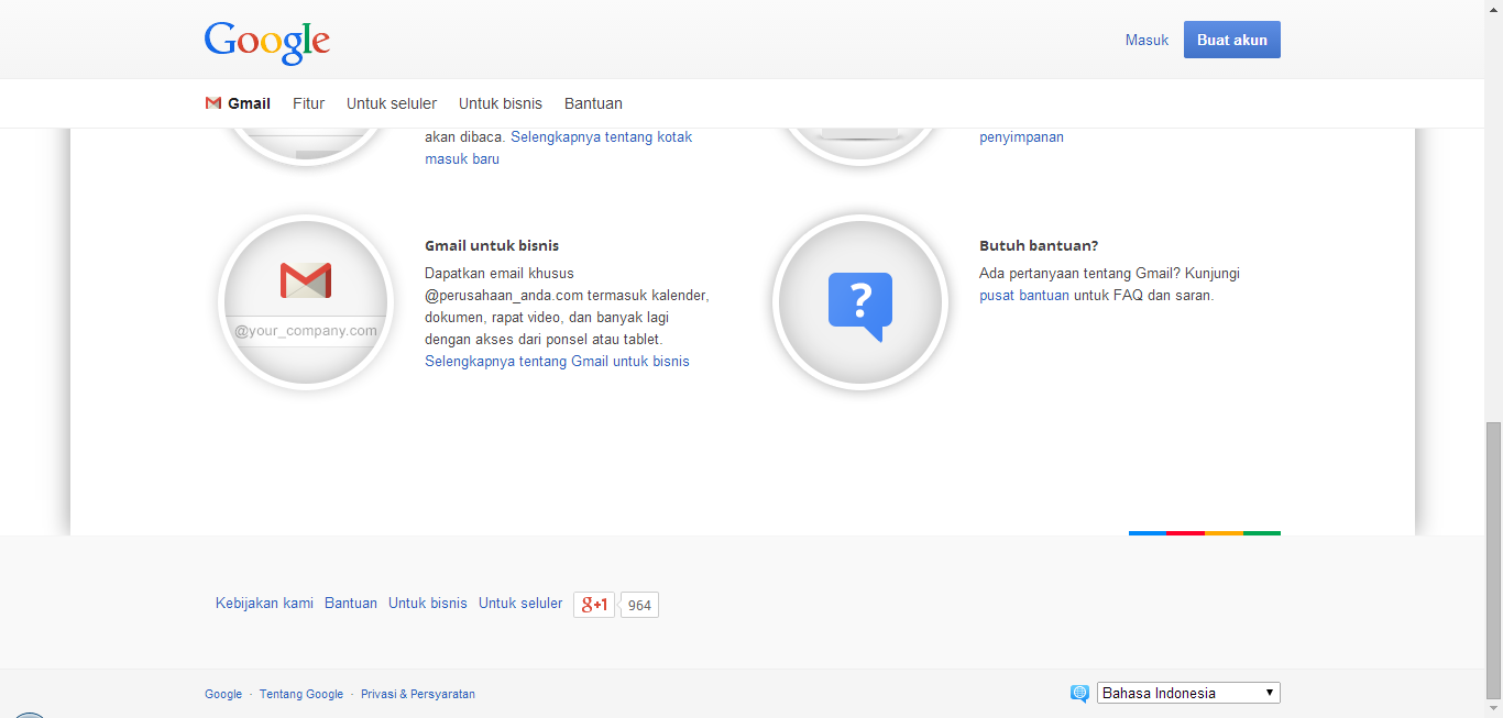 Daftar Gmail Login Indonesia